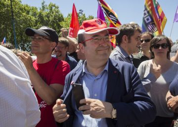 Iceta ve en la propuesta de Sánchez una alternativa al referéndum