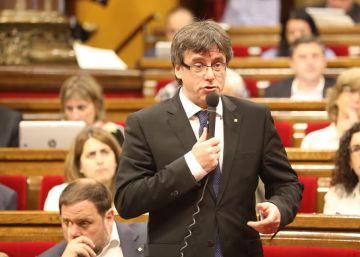 Puigdemont avisa a la CUP de que el veto a las cuentas hipoteca el proceso