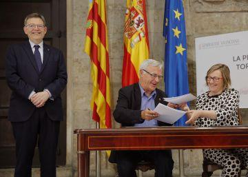 Ribó lamenta que Moragues reabra batallas lingüísticas en elecciones