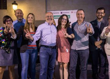 'A la valenciana' aspira a lograr la mayoría parlamentaria el 26-J