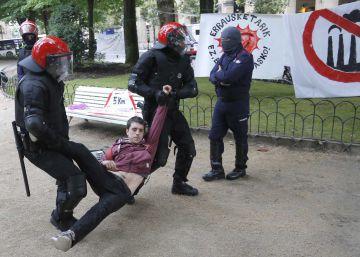 Los opositores a la incineradora de Gipuzkoa radicalizan sus protestas