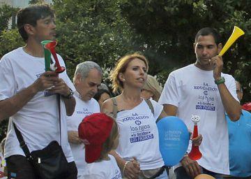 La nueva protesta de la concertada reúne a 400 personas en Valencia