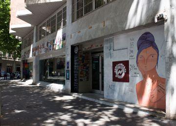 El otro Banco Expropiado, una oficina de las juventudes de la CUP
