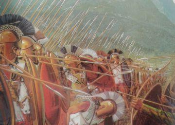 Si esto es Esparta, este es el gran Peter Connolly