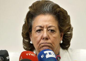 La defensa estática de Rita Barberá