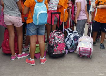 Los menores transexuales podrán elegir qué aseo usar en los colegios