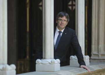"""Puigdemont: """"Tras el 26-J queremos una propuesta del Estado sobre la consulta"""""""