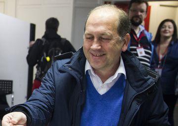 """Leiceaga erige al PSdeG en """"alternativa seria y solvente"""""""