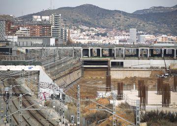 Adif detectó en La Sagrera obras de peor calidad que las proyectadas