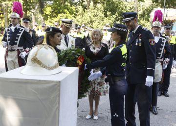 Carmena elimina el desfile de la policía en su 40 aniversario