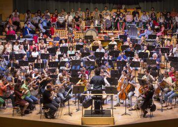 Un concierto singular