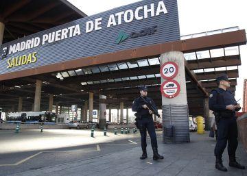 Detenido por hacer falsas amenazas de bomba en estaciones de tren