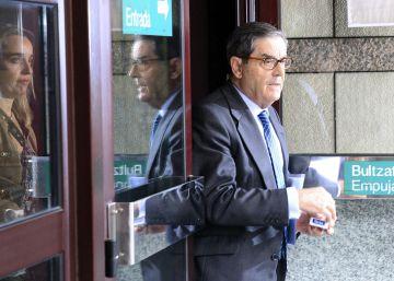 El expresidente de Kutxabank reitera su inocencia pero irá a juicio