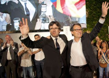 El independentismo llega a la campaña en el peor momento
