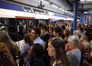 Jornada complicada en Madrid por los paros en metro y Renfe