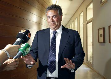 """Ortiz pide """"perdón"""" por haber financiado ilegalmente al PP"""