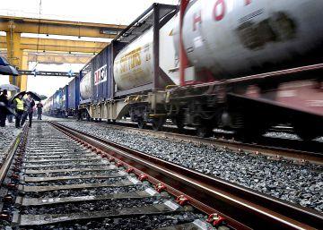 El acceso ferroviario al Puerto tardará tres años más