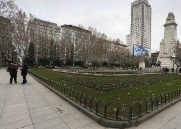 Carmena extenderá el túnel de la calle de Bailén y peatonalizará el 'scalextric'