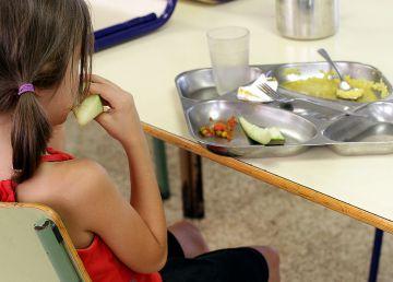 28 niños intoxicados leves por la comida de un colegio de Sarrià