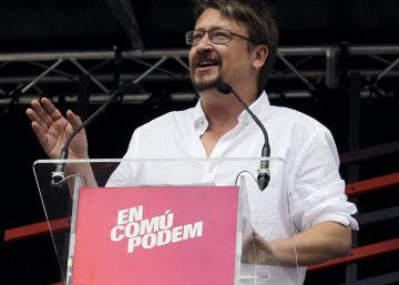 Domènech apuesta por el corredor mediterráneo, pero deja abiertas otras conexiones