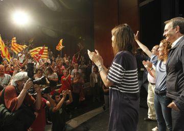 """Zapatero: """"La socialdemocracia es el PSOE, no Podemos"""""""