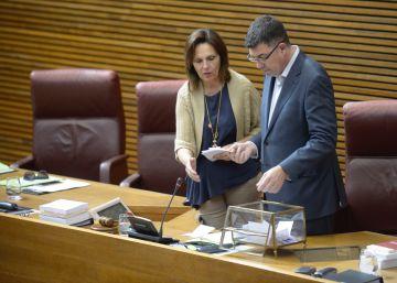 Las Cortes nombran a Vicent Cucarella síndic de Comptes