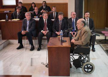Un formalismo hace encallar el 'caso Palau' y aleja el juicio a Millet