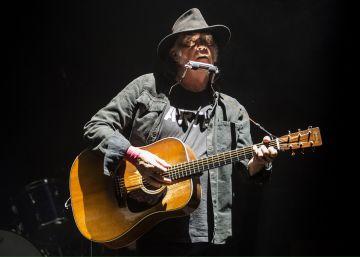 Neil Young o Miguel Ríos, la veteranía se impone