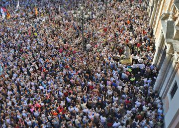 El arzobispo de Valencia organiza una misa en desagravio a la Virgen