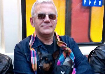 Un hombre denuncia una agresión en el metro por viajar con su perro