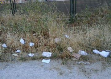 Robada una saca con votos por correo en Moratalaz
