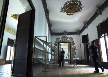 El Colegio de la Seda de Valencia recupera el esplendor del siglo XVIII