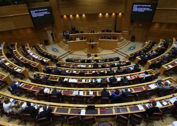 Los candidatos al Senado debaten su reforma