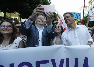 Fiesta y 'La Marcha Imperial' de 'Star Wars' en el Orgullo de Valencia