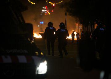 Condena por herir a un 'mosso' en los incidentes de Can Vies
