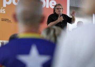 """Tardà: """"Las elecciones no cansan. El circo mediático, sí"""""""