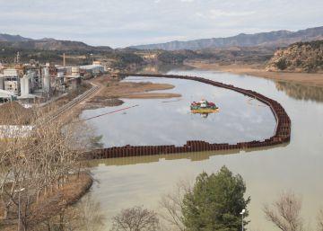 Flix exige al ministerio que aclare el estado del pantano