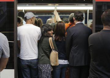 Arranca otra semana de paros parciales en el Metro de Madrid