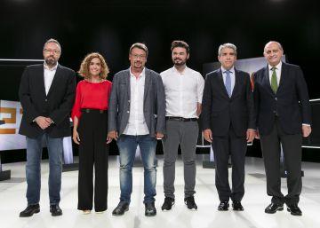 La viabilidad del referéndum enciende el debate de TV3