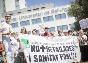 Los recortes de Artur Mas acabaron con un millar de médicos de familia