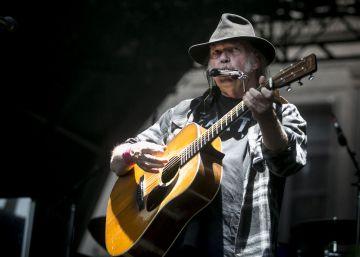 Neil Young y el orgullo generacional