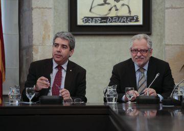 """El asesor de Mas sobre el proceso: """"La desobediencia, de una sola vez y total"""""""