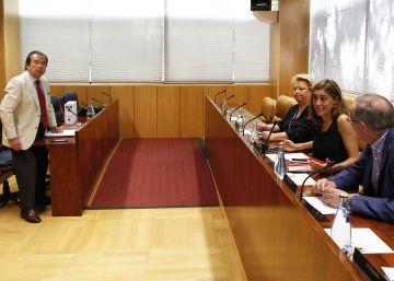 Los grupos de la oposición acuerdan trasladar a la Fiscalía la gestión de la Ciudad de la Justicia