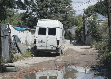 100 familias de un poblado chabolista se quedan sin luz