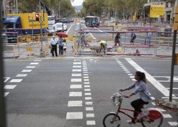 Barcelona 'padecerá' 53 obras de mejora durante el verano