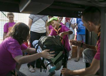 18.000 jóvenes participan en 800 campamentos este verano