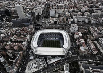El Real Madrid pide a Carmena reformar el Bernabéu en verano de 2018