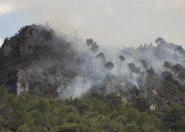 Aemet no ve mayor riesgo de fuego en Comunidad Valenciana este año