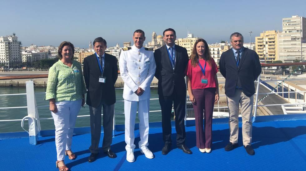 Turismo de Andalucía apuesta por la coordinación de los puertos para atraer más cruceros