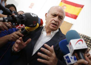 """Fernández Díaz lamenta que nadie condene la filtración """"delictiva mafiosa"""""""
